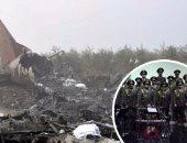 تداول فيديو لآخر عرض للأوركسترا العسكرى الروسى قبل حادث الطائرة