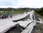 زلزال بقوة 6.7 درجة يهز الفلبين