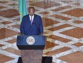 رئيس جيبوتى يشيد بالعلاقات المتميزة بين بلاده ومصر