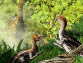 حفريات جديدة تكشف لأول مرة عن ديناصورات لها مناقير