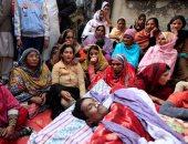 ارتفاع حصيلة ضحايا تناول كحول سام وسط باكستان لـ 34 قتيلا