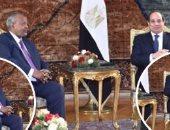 """بعد توقيع 7 اتفاقيات تعاون.. 3 أسباب تدفع القاهرة لتعزيز العلاقات مع جيبوتى.. """"صمام آمان"""" لـ""""البحر الأحمر"""" و""""باب المندب"""".. وسيط مؤثر مع إثيوبيا وملتقى للقواعد العسكرية فى القرن الإفريقى"""