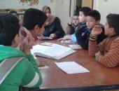بالصور.. ثقافة الشرقية تكرم الطلاب المشاركين بالورش الفنية