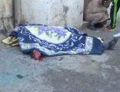 العثور على جثة شاب بها طلقات نارية بالرأس والصدر بالطريق العام بسوهاج