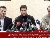 مفاوضات حاسمة بين فصائل المعارضة والروس لوقف المعارك فى جنوب سوريا