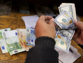 تباين أسعار العملات اليوم الثلاثاء أمام الجنيه المصرى .. واليورو بـ 18.47 جنيه