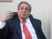 جابر عصفور بعد حصوله على جائزة النيل: إن الله لا يضيع أجر من أحسن عملا