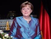بالصور.. فى خطاب رأس السنة.. ميركل تدعو الألمان للتلاحم فى وجه الإرهاب