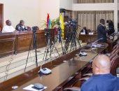 بالصور .. مشاورات أخيرة لإبرام اتفاق سياسى فى الكونغو الديمقراطية