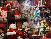 أجواء الاستعداد لاحتفالات رأس السنة فى الشارع المصرى