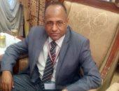 النائب محمد تمراز يطلب 12 مليون جنيه لإعادة رصف طريق انهار بسبب السيول