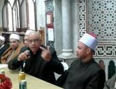 قافلة دعوية لأوقاف الإسكندرية لنشر الإسلام الوسطى بمساجد برج العرب