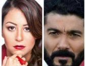 """خالد النبوى ومنة شلبى يسافران للأقصر لتصوير """"واحة الغروب"""" 20 مارس"""