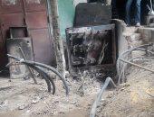 قارئ يشكو من خطر كابينة كهرباء أسفل منزله اشتعلت النيران بها 3 مرات