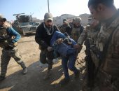 سكان: نحو 30 قتيلا فى ضربة استهدفت قياديا بداعش فى الموصل