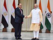سفارة الهند بالقاهرة: زيارة السيسى لنيودلهى كانت قفزة نحو شراكة جديدة
