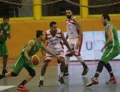 مصر تواجه السعودية بالبطولة العربية لكرة السلة