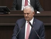 رئيس وزراء تركيا ينتقد مشروع قانون أمريكيا لمنع بيع طائرات إف-35