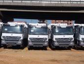 الجيزة تستعد لتطبيق منظومة النظافة بأسطول جديد من المعدات والسيارات