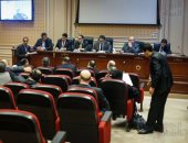 بالصور.. ممثل الداخليه أمام البرلمان: الإفراج الصحى يعتمد على تقرير الطب الشرعى