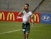 أحمد جمعة يتعادل للمصرى أمام جرين بافالوز فى الدقيقة 17