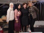 ماذا قالت إلهام شاهين عن السيدة مريم العذراء في حوارها علي سي بي سي