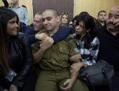 رئيس أركان الجيش الإسرائيلى يدرس تخفيف عقوبة جندى قتل شاب فلسطينى