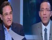 بالفيديو.. عبد الرحيم على لخالد صلاح: 30 يونيو ثورة و25 يناير انتفاضة جماهيرية بامتياز