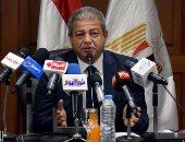 وزير الرياضة يهنئ المنتخب العسكرى بالفوز على الجزائر بالمونديال