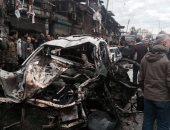 """المرصد السورى: مقتل 14 شخصا فى تفجير سيارة مفخخة بمحافظة """"اللاذقية"""""""