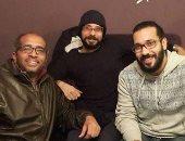 """تداول صور لأحمد ماهر عبر """"فيس بوك"""" بعد إخلاء سبيله من التجمع الخامس"""