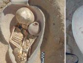 تعرف على سبب دفن القدماء المصريين أطفالهم فى أوانٍ فخارية
