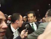 """بالفيديو..إنقلاب فى سينمات صن سيتى ومصر الجديدة بسبب """"مولانا"""" عمرو سعد"""