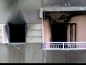 الحماية المدنية تسيطر على حريق نشب داخل شقة سكنية فى دار السلام