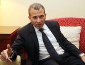 وزير الخارجية اللبنانى: نطالب بأسس عادلة فى التمثيل الوزارى داخل الحكومة