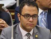 النائب أحمد زيدان يوجه طلب إحاطة بشأن تراكم المخلفات بمحور روض الفرج الجديد