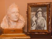 بالفيديو والصور.. نرصد استعدادات متحف فريدة ملكة مصر والسودان