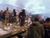 مقتل 42 شخصا فى قصف واشتباكات بين النظام والمعارضة فى أنحاء متفرقة بسوريا