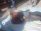 الأجهزة الأمنية بقنا تكشف غموض مقتل شاب رميا بالرصاص فى طريق نقادة