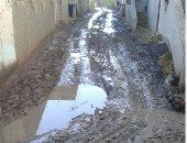 """""""القابضة للمياه"""" ردا على طفح مجارى عزبة الصيادين بكفر الشيخ:يتبع المحليات"""