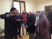محافظ بورسعيد: تطوير متحف هيئة قناة السويس والحفاظ على طرازه المعمارى