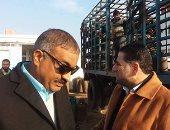 حملة تموينية مكبرة على مخابز ومستودعات الغاز بقرى جنوب بورسعيد