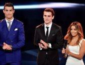 جريزمان: رونالدو يستحق لقب الأفضل فى العالم لتقديمه موسماً رائعاً
