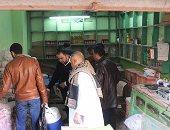 """""""تموين الإسكندرية"""": ضبط 155 مخالفة بعدد من الأحياء"""
