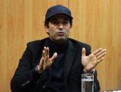 عمرو سعد: علاقتى طيبة بصادق الصباح.. وأستعد لعدة أعمال مع تامر مرسى