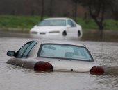 إجلاء الآلاف فى كاليفورنيا ونيفادا بسبب الفيضانات