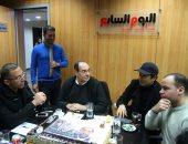 """""""اليوم السابع"""" يعقد ندوة لـ""""مولانا"""" بحضور عمرو سعد والمخرج مجدى أحمد"""