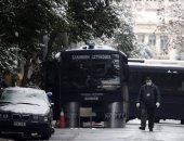 مقتل وإصابة 28 شخصا جراء حادث تصادم فى اليونان