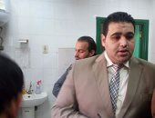 الرقابة الإدارية تشن حملة تفتيشية بقرى الإسكندرية
