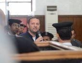 شاهد في دقيقة.. السجل الجنائي لباسم عودة بعد حكم المؤبد بقضية رابعة